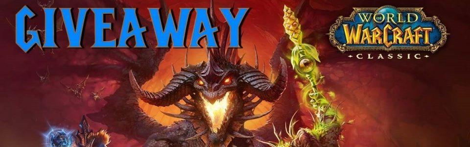 Nuovo giveaway di World of Warcraft – In palio 30 giorni di abbonamento!