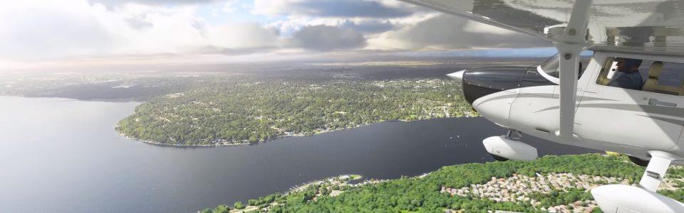 Microsoft Flight Simulator: nuove informazioni sul simulatore di volo