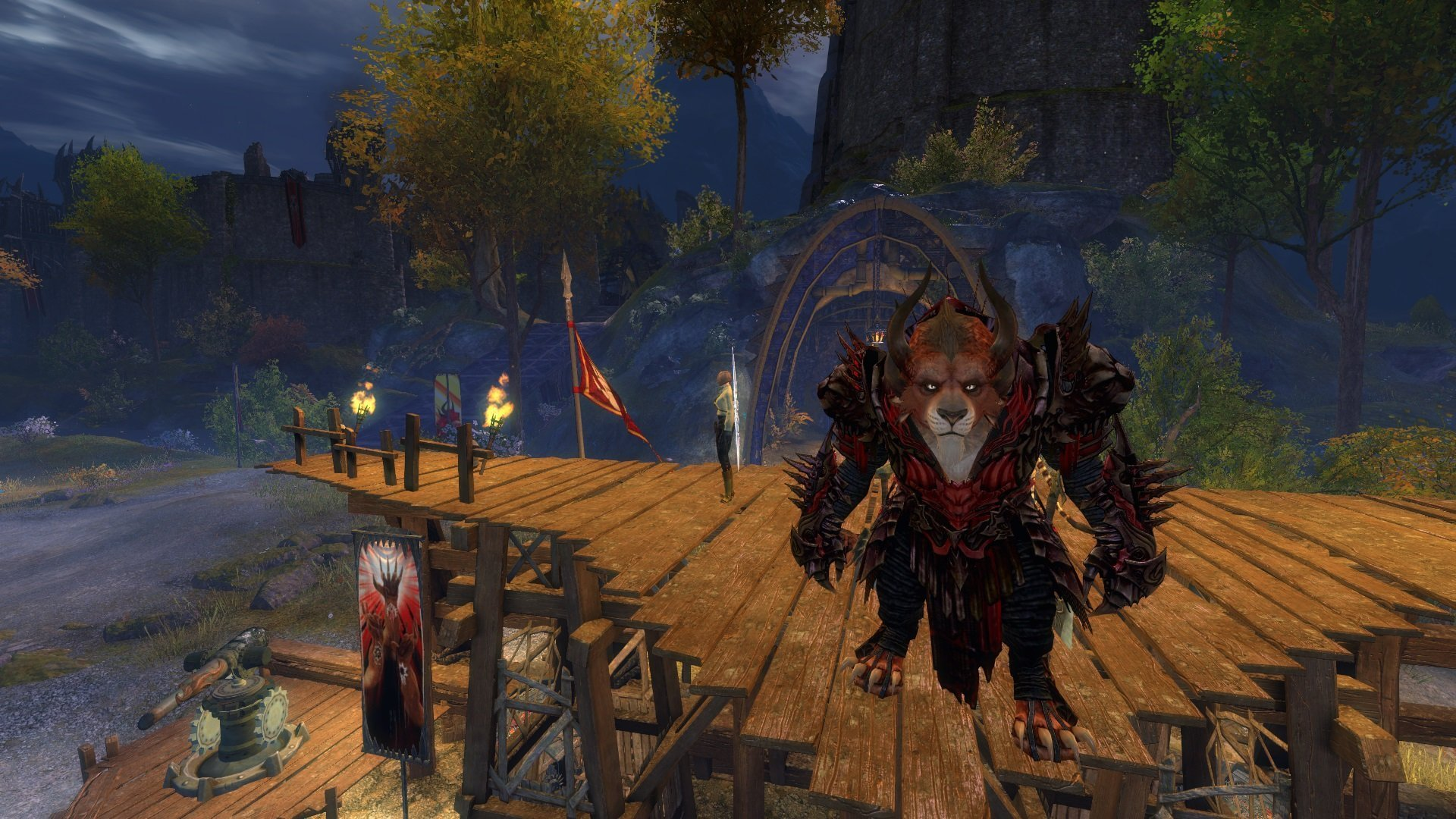 Bangar Ruinbringer Guild Wars 2 the icebrood saga Bound by Blood guild wars 2 living world