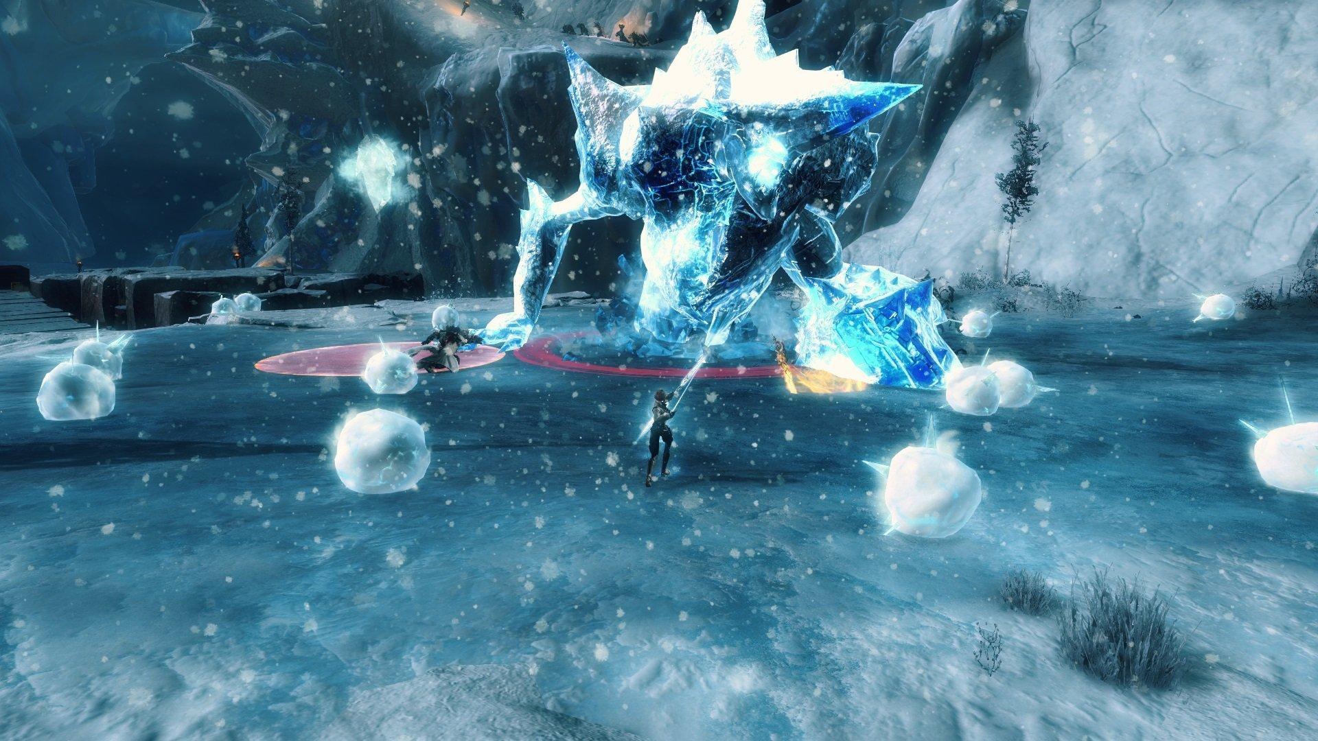 Strike Mission Guild Wars 2 the icebrood saga Bound by Blood guild wars 2 living world