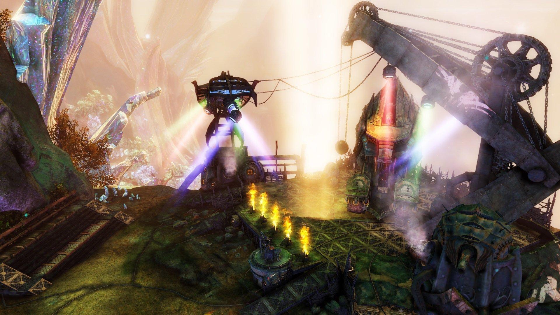 Metal Legion Guild Wars 2 the icebrood saga Bound by Blood guild wars 2 living world
