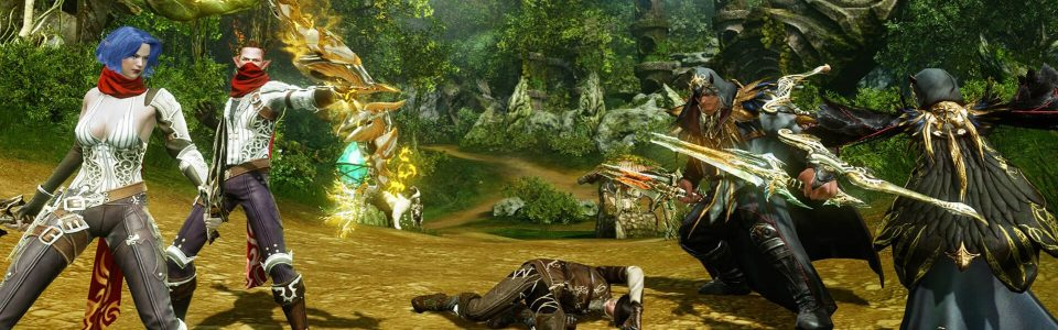 ArcheAge Unchained: problemi ai server, ritardata l'uscita su Steam