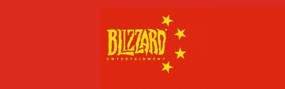 Proteste in favore di Hong Kong davanti ai cancelli della BlizzCon 2019