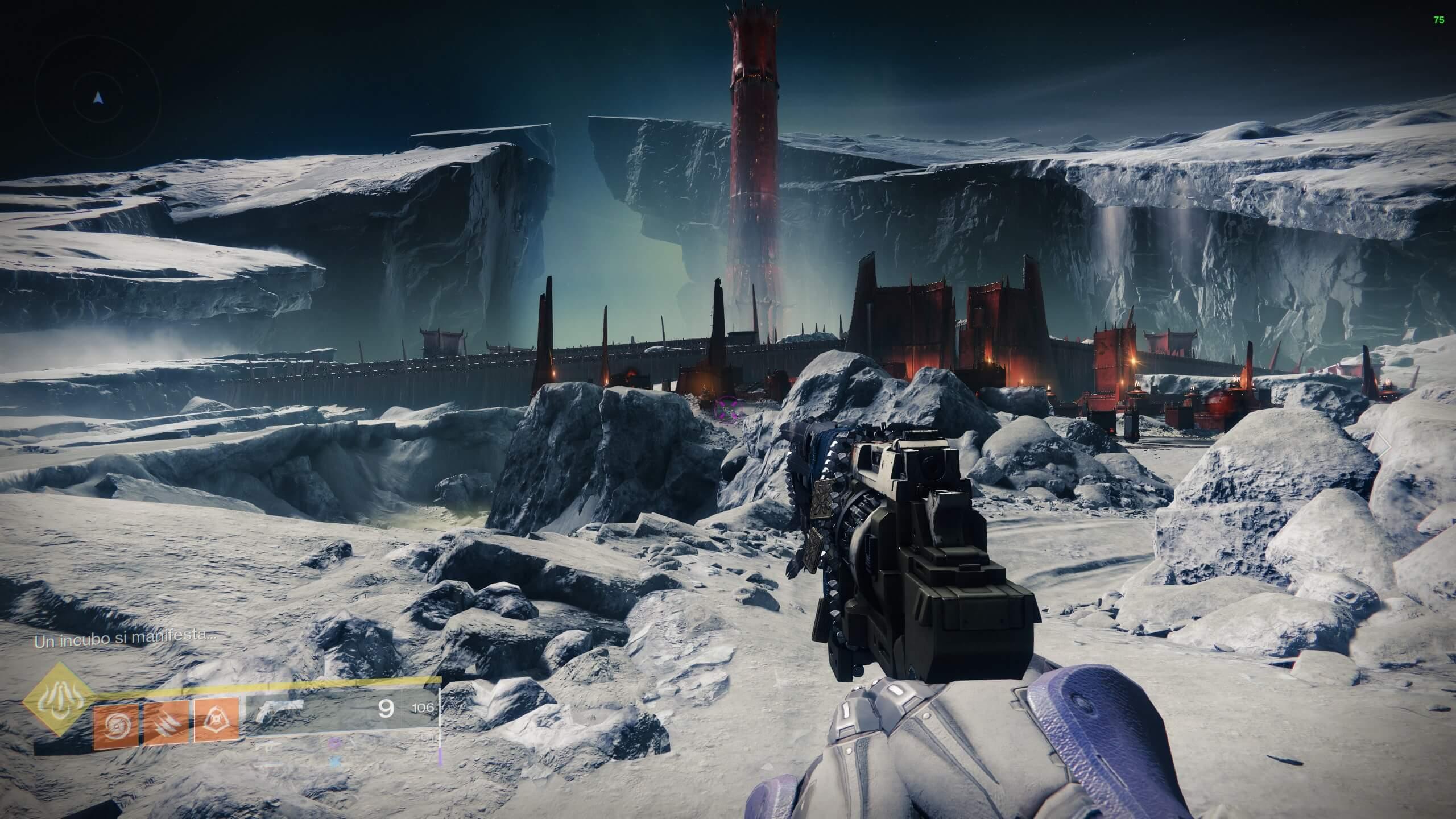luna Destiny 2 Ombre dal Profondo Recensione Destiny 2 shadowkeep recensione