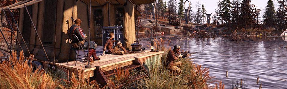 Fallout 76: annunciato l'abbonamento mensile chiamato Fallout 1st