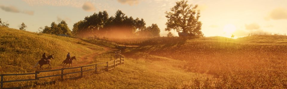 Red Dead Redemption 2: nuovo trailer in vista del lancio su PC