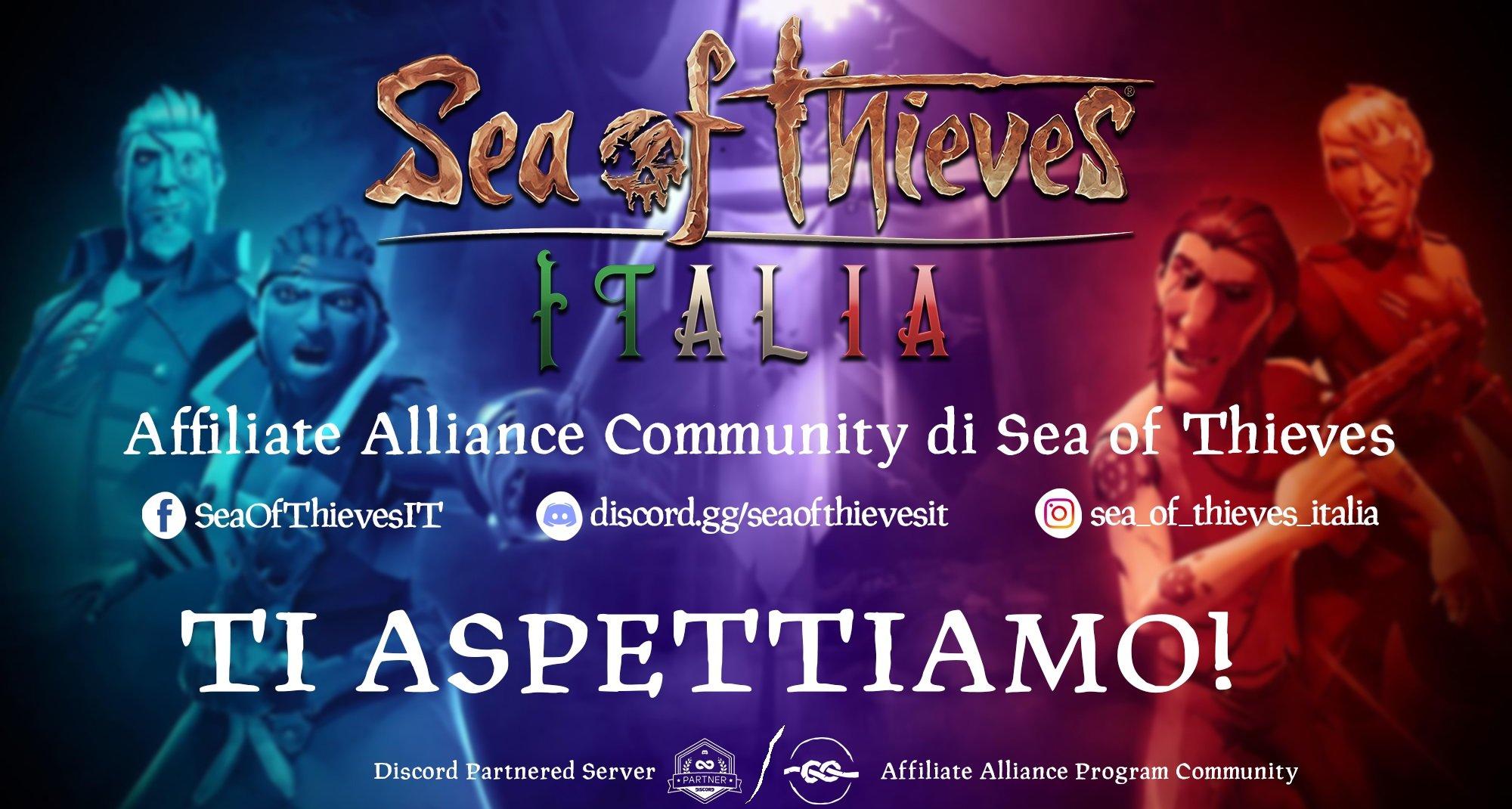 mmo.it partnership sea of thieves italia partnership mmoit
