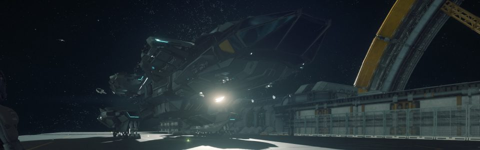 Star Citizen Ship Interiors RSI Constellation Andromeda