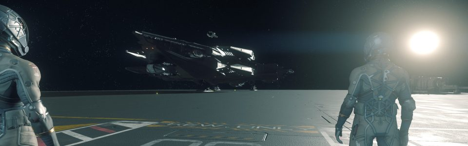 Star Citizen Ship Interiors: Aegis Hammerhead – Video speciale