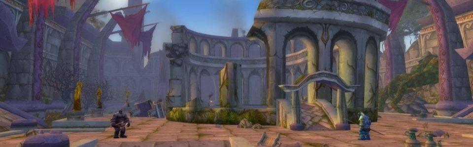 World of Warcraft Classic: rilasciati Dire Maul e mount di classe come preludio della fase 2
