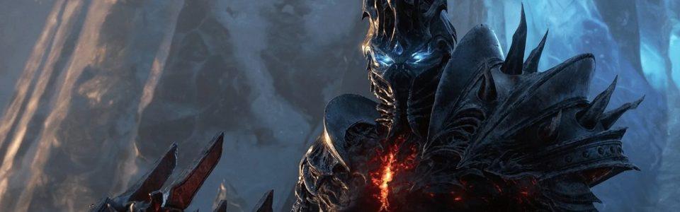 World of Warcraft: annunciata l'espansione Shadowlands