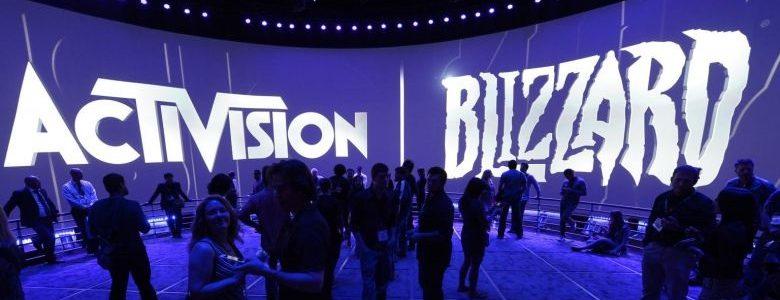 I ricavi di Activision Blizzard scendono per il terzo trimestre dell'anno di seguito
