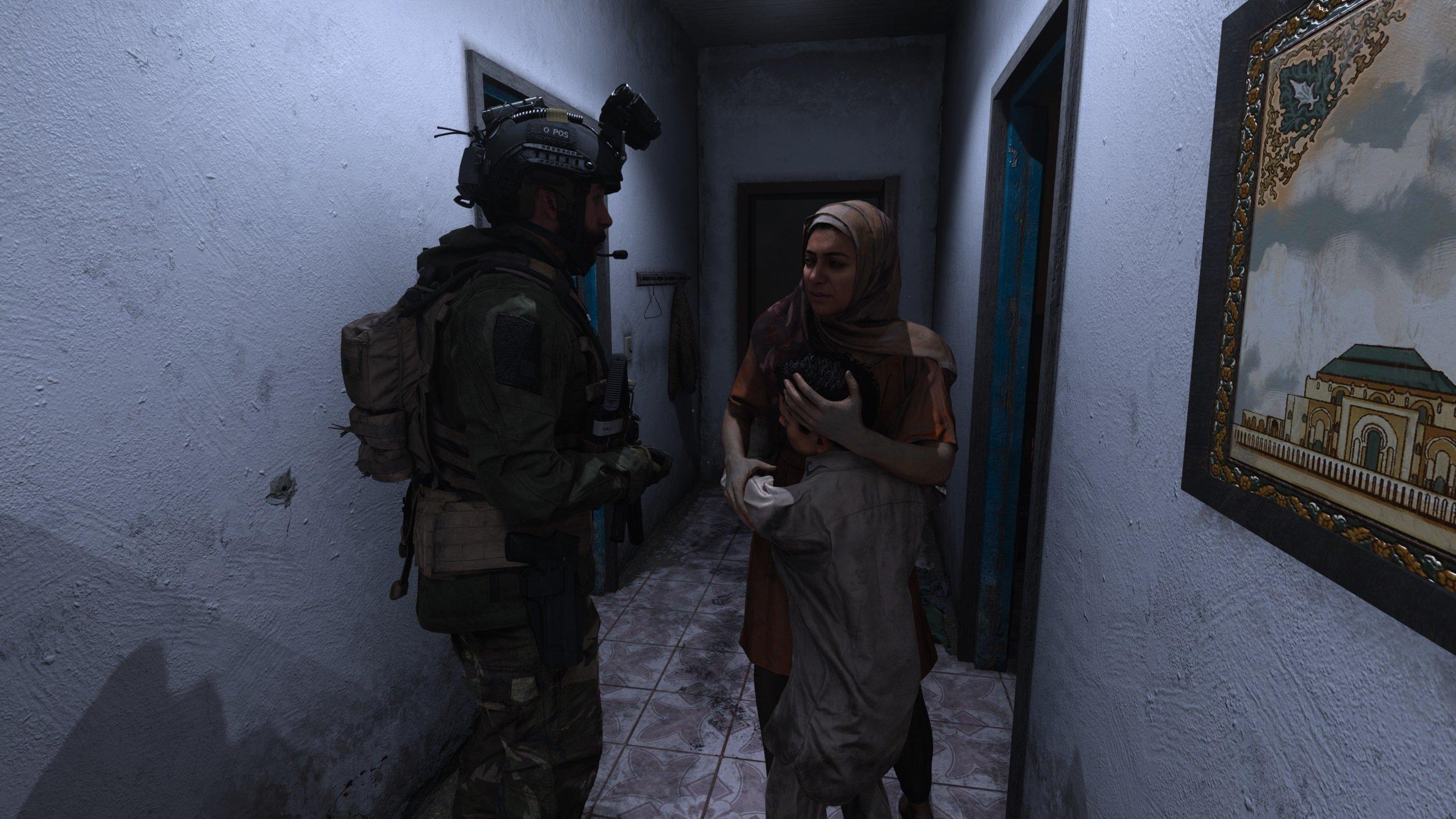 Call of Duty Modern Warfare recensione COD modern warfare
