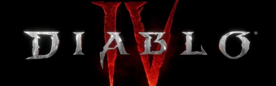 Diablo 4 non avrà una modalità offline, gioco online-only