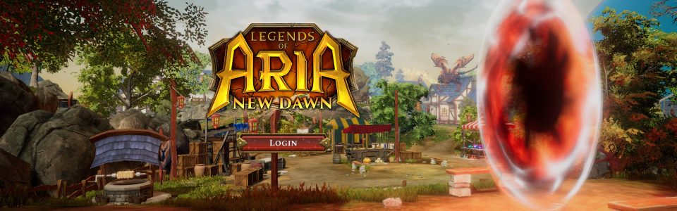 Legends of Aria New Dawn