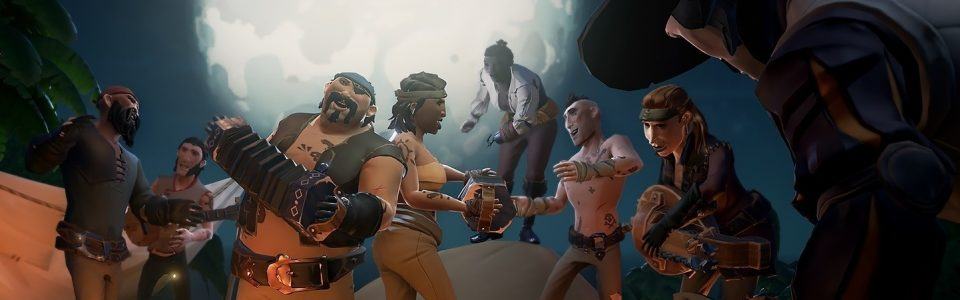 Sea of Thieves è ancora giocatissimo, Rare continuerà a supportarlo