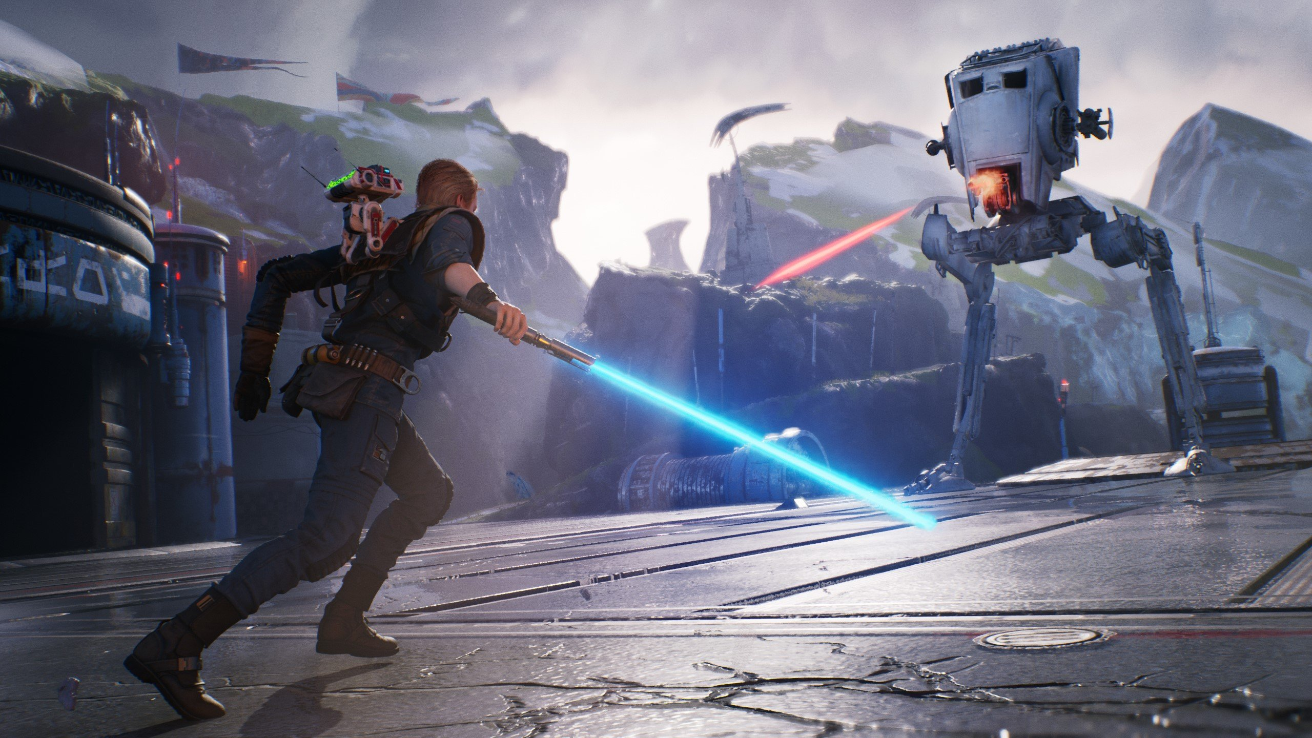 Star Wars Jedi Fallen Order recensione