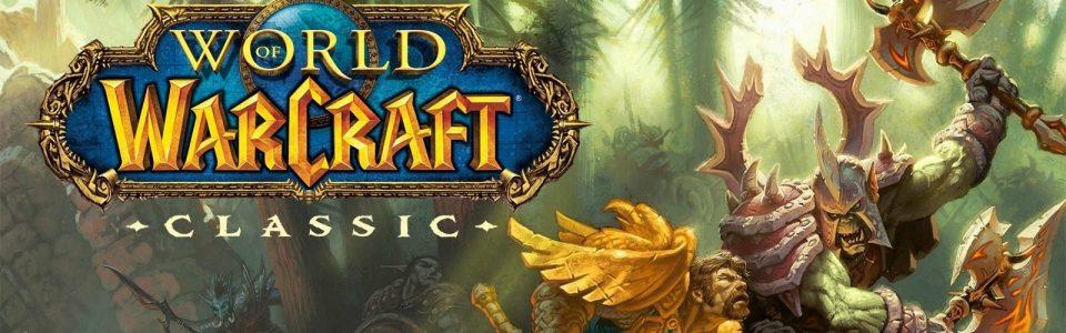 World of Warcraft Classic: live la fase 2 con il sistema di honor PvP