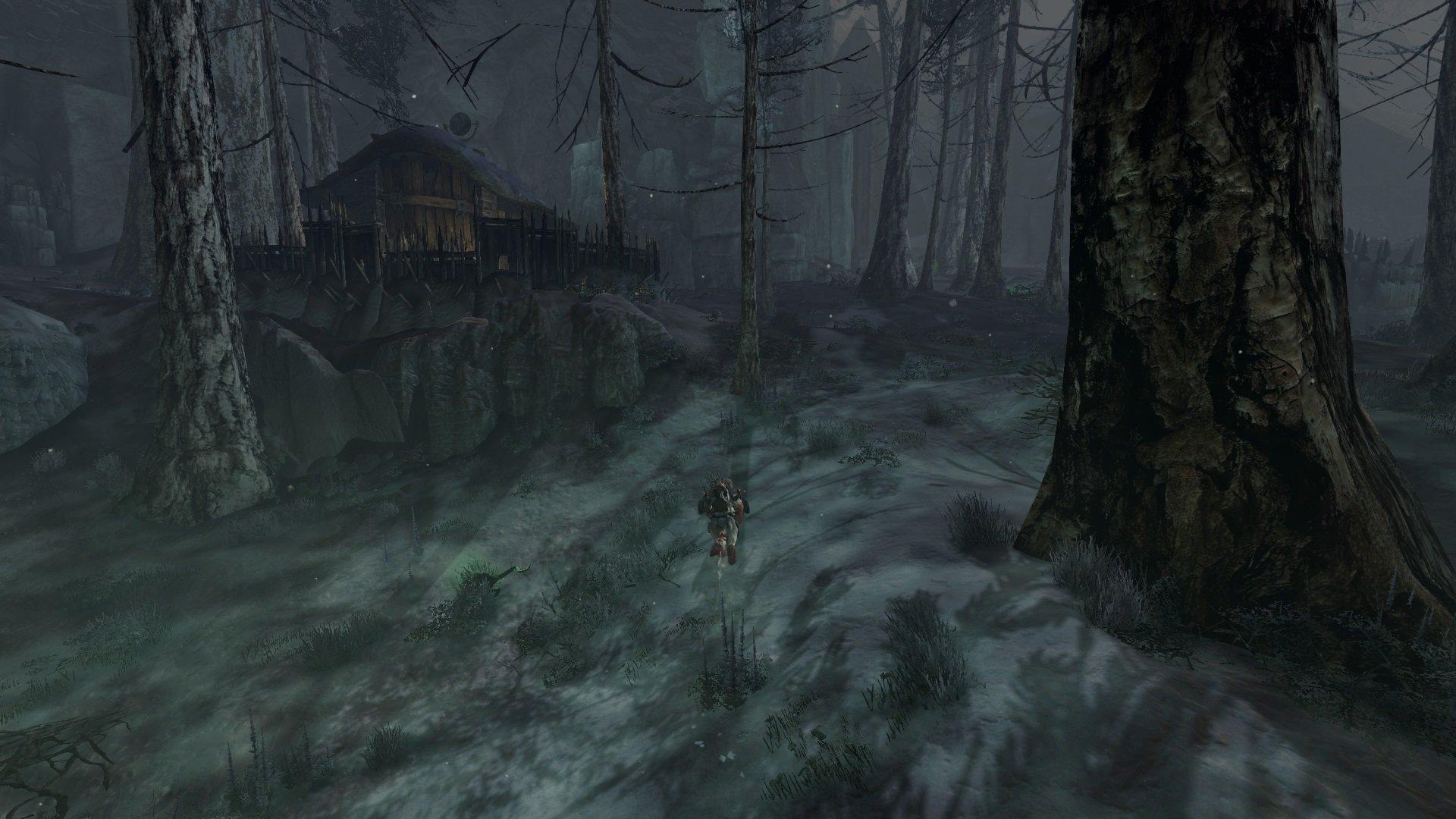 GW2 Whisper in the Dark capanna