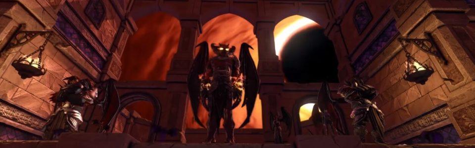 Neverwinter: annunciato il modulo Infernal Descent, in arrivo a gennaio