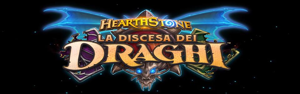Hearthstone: live l'espansione La Discesa dei Draghi e la modalità Battlegrounds
