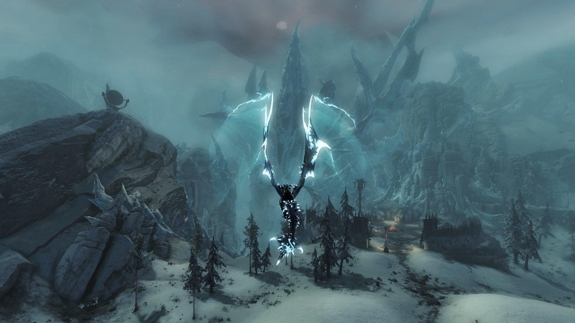 Guild Wars 2 Whisper in the Dark Aesgir mount GW2