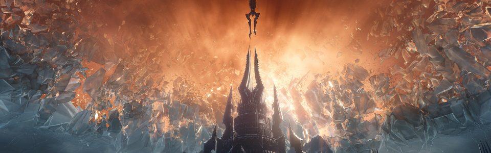 World of Warcraft Shadowlands: la beta è live