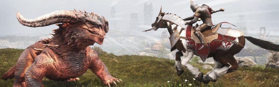 Conan Exiles: ora disponibili le mount e il DLC Riders of Hyboria