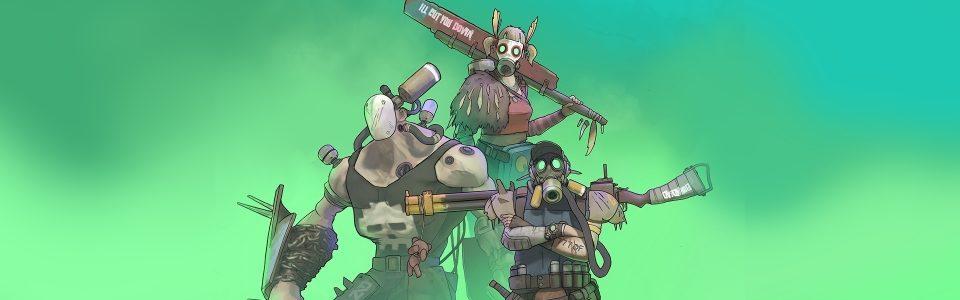 Giveaway di Dreadlands – In palio 20 codici beta per Steam!