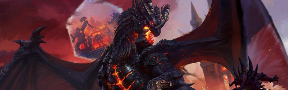 Heroes of the Storm: disponibile Deathwing, Alamorte il Distruttore