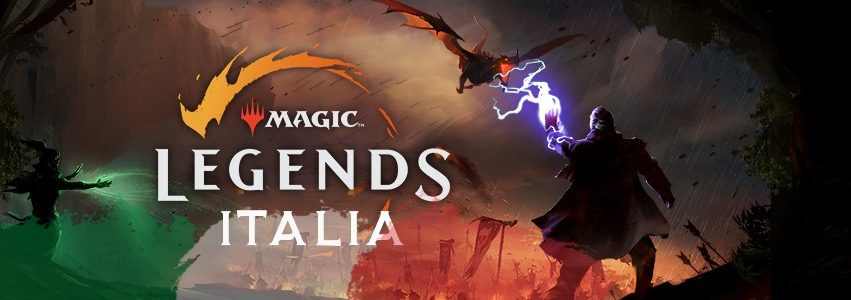 Magic Legends gruppo facebook italiano Magic Legends italia
