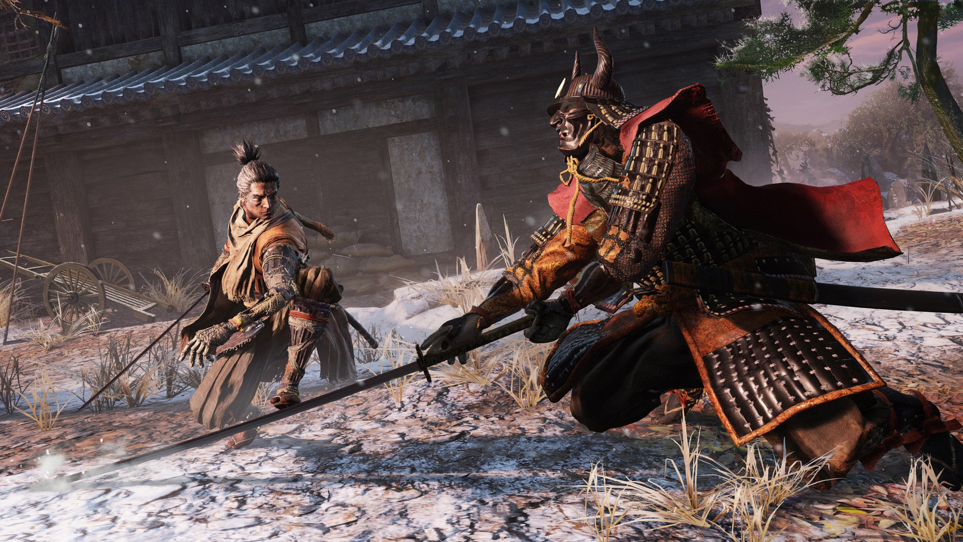 The Game Awards 2019 Sekiro game of the year 2019 Sekiro Shadows Die Twice