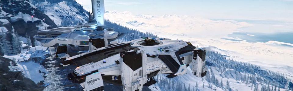 Star Citizen: disponibile l'Alpha 3.8, trailer e dettagli