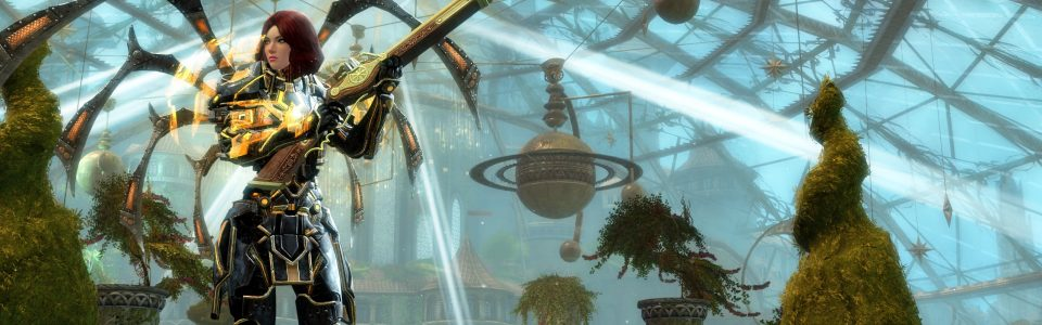 Guild Wars 2: nuova balance patch, arrivano i mantelli