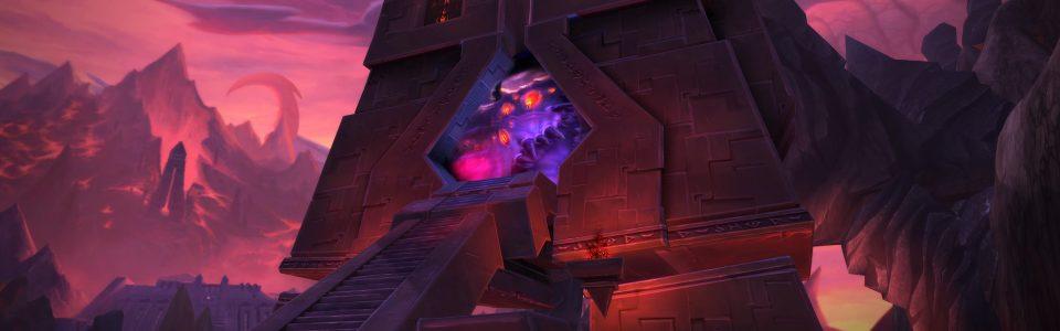World of Warcraft, svelato il raid della patch 8.3: Ny'alotha, la Città Risvegliata