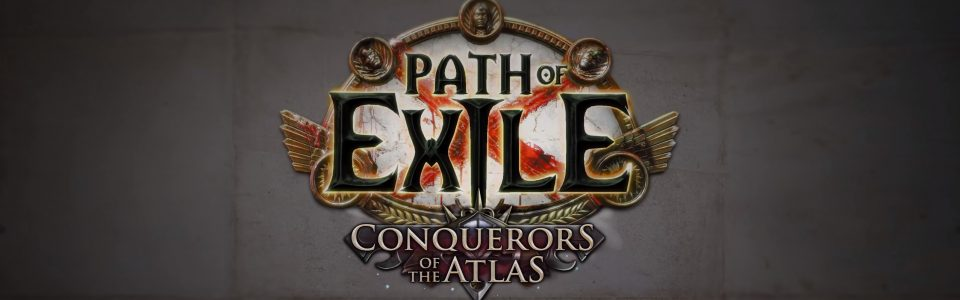 Path of Exile: live la nuova espansione Conquerors of the Atlas