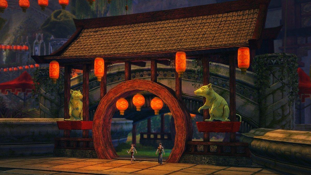 Guild Wars 2 Lunar Festival 2020