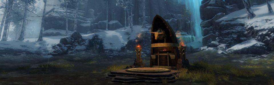 Guild Wars 2: nuovo trailer e informazioni su Shadow in the Ice
