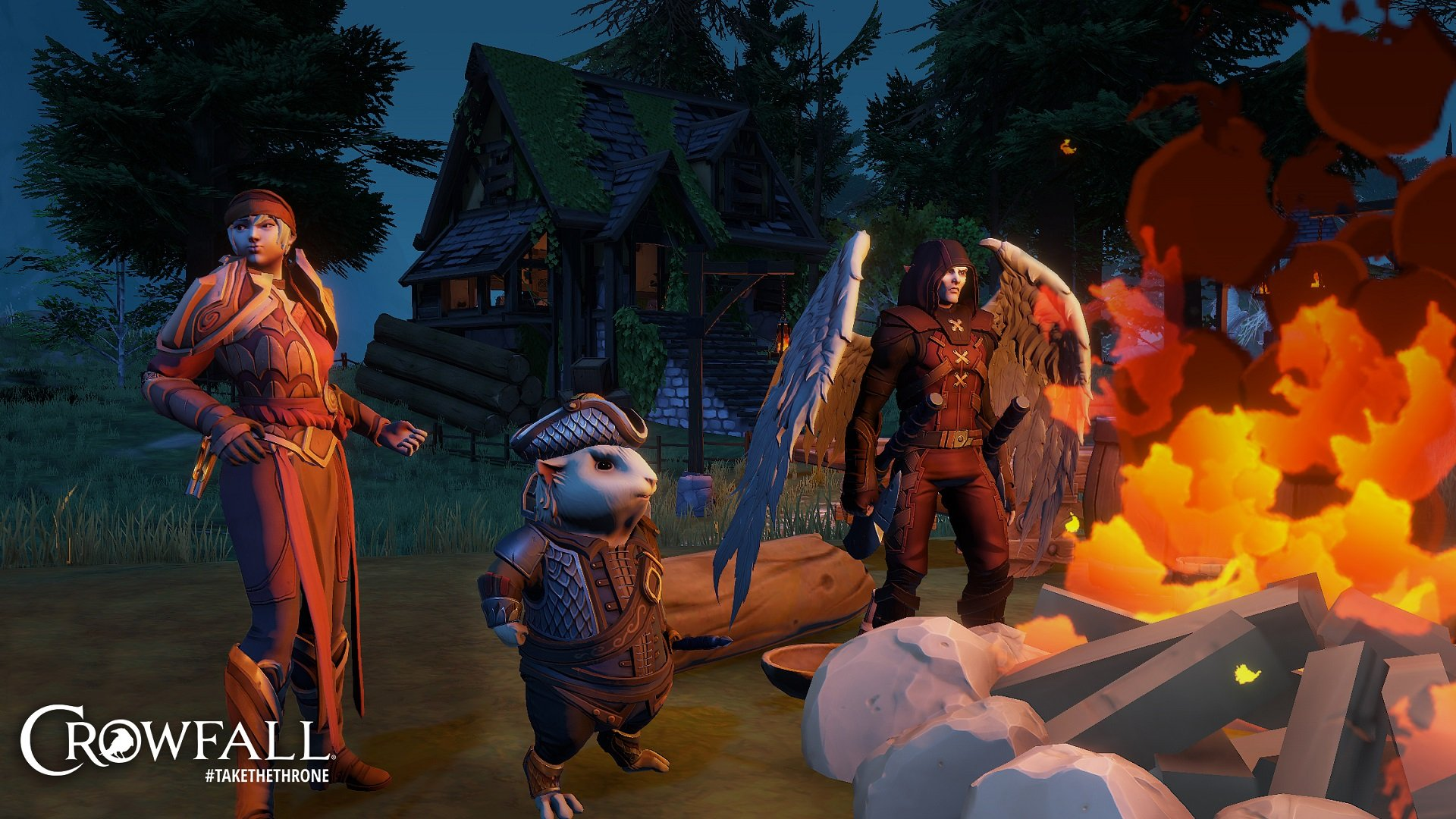 Crowfall predizioni previsioni crowfall beta
