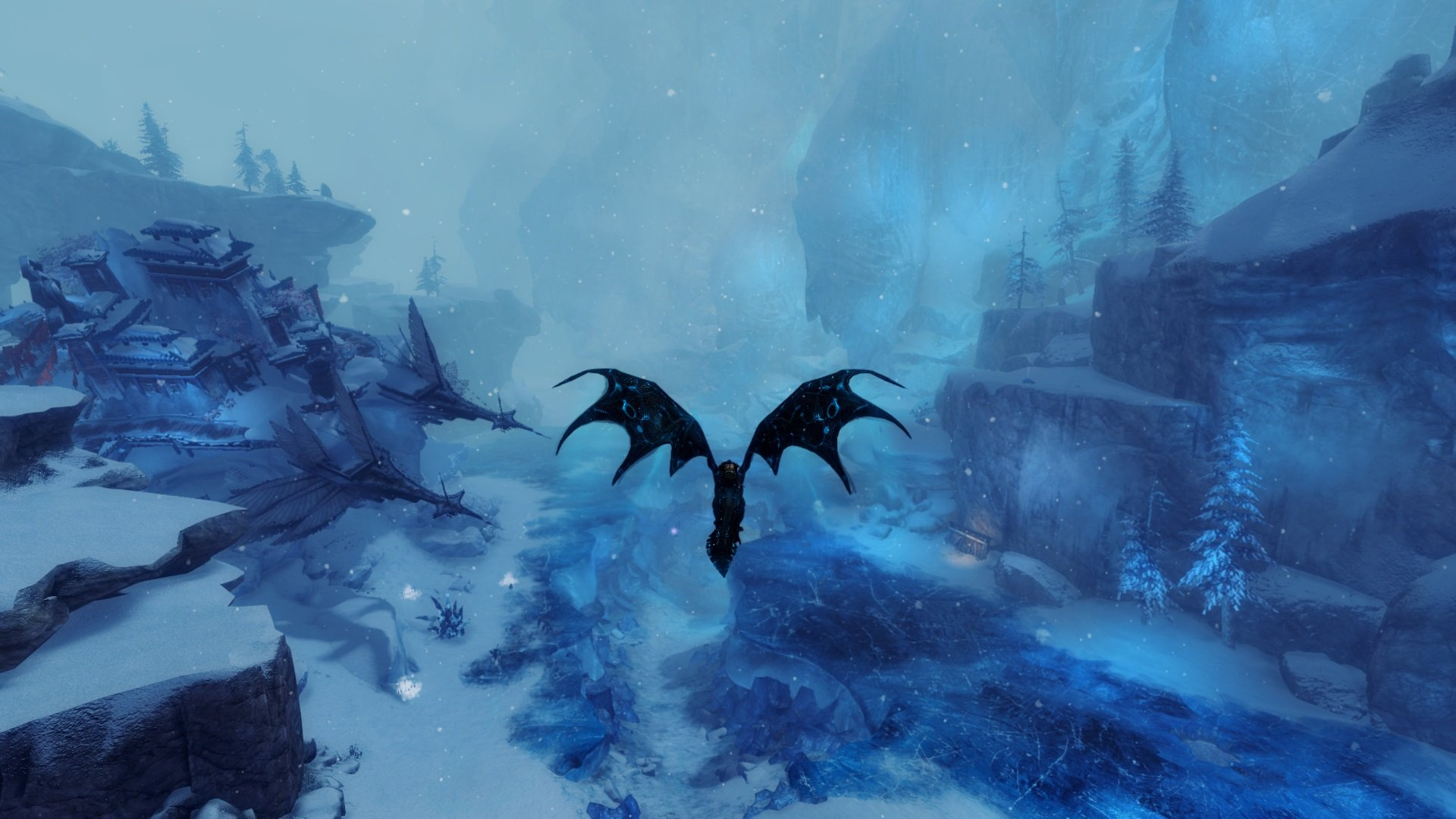 Guild Wars 2 Shadow in the Ice the icebrood saga
