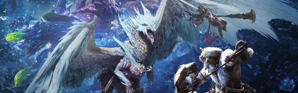 Monster Hunter World Iceborne: gli aggiornamenti della prima metà del 2020