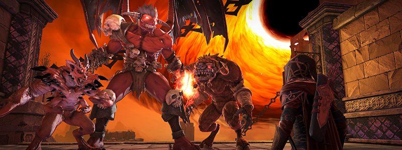 Neverwinter: live su PC il modulo Infernal Descent, trailer e dettagli
