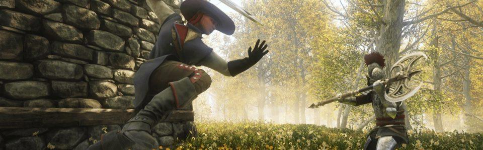 New World: nuovo video diario dedicato al sistema di combattimento e progressione