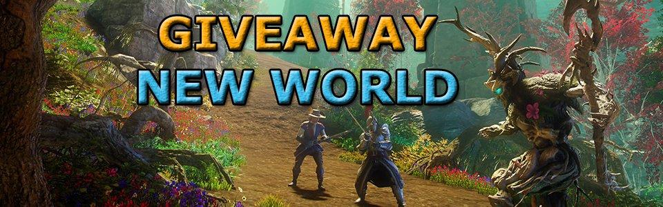 Giveaway di New World – In palio un codice per la Deluxe Edition!