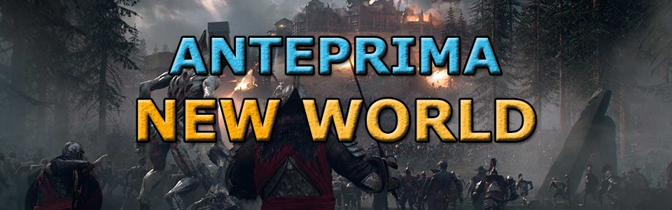 New World – Video anteprima del nuovo MMORPG di Amazon