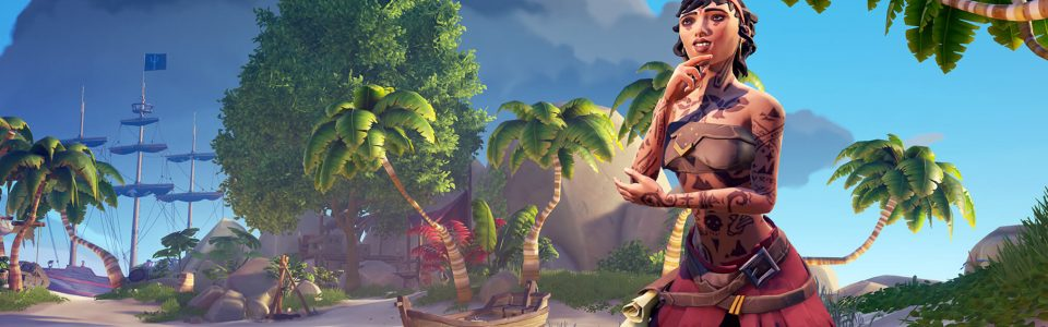 Sea of Thieves: live il nuovo update Legends of the Sea