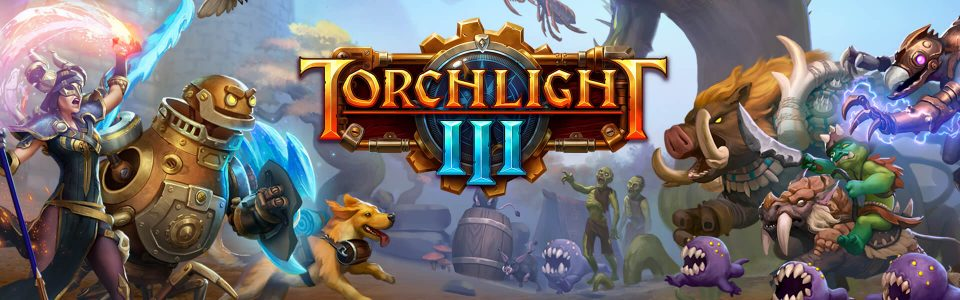 Torchlight Frontiers Torchlight 3 Steam
