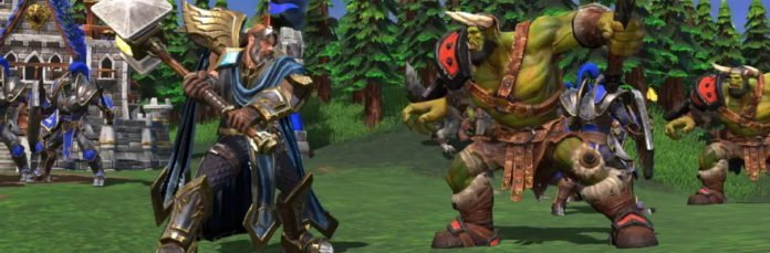 Warcraft 3 Reforged: patch 1.32 live, Blizzard si tiene i diritti su tutte le mod