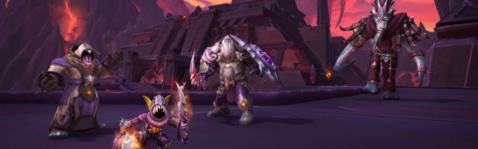 World of Warcraft: la patch 8.3, Visions of N'Zoth, è piena di problemi
