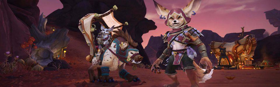 World of Warcraft: è live la patch 8.3, Visioni di N'zoth